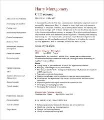 Sample Resume Design by Ceo Resume Template Ceo Cv Sample Setting Strategy And Vision