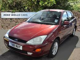 ford focus ghia 1999 used ford focus 1999 for sale motors co uk