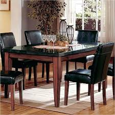 black dining room table set granite table top black galaxy dining tables set affordable