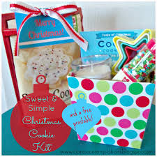 clare u0027s contemplations sweet and simple cookie kit gift with free