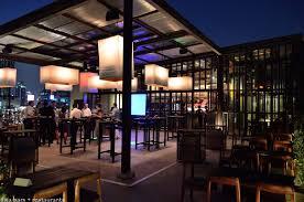 kinki rooftop japanese restaurant u0026 bar bangkok asia bars
