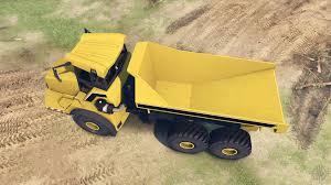dump truck v0 01 for spin tires