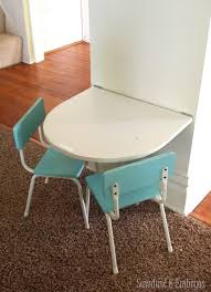 Kids Kitchen Table by Best 25 Murphy Table Ideas On Pinterest Murphy Desk Fold Up