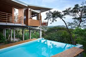 nicoya peninsula modern house pool costa rica suitcase magazine