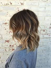 short brown hair with blonde highlights balayage brown hair brown balayage hair short hair 2017