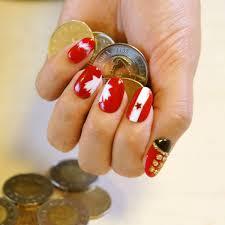 latest manicure trends patriotic polishes toronto star
