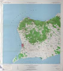 St Martin Map U S Virgin Islands Topographic Maps Perry Castañeda Map