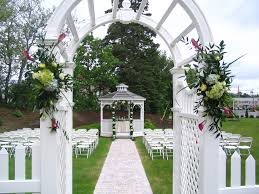 wedding trends garden wedding venues decoration ideas stylish