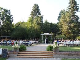 outdoor wedding venues mn stylish outdoor wedding venues minnesota the gardens of castle