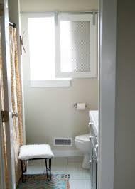 Barn Door On Bathroom by Project Kid U0027s Bathroom Diy Barn Door Window Cover For The
