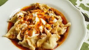 cuisine turc recette de ravioli turc manti