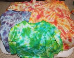 Tie Dye Bean Bag Chair Kits Today We Did