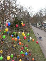 Easter Grave Decorations by Some German Easter Traditions As I Experienced Them Geli