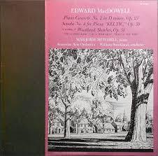 edward macdowell piano concerto no 2 in d minor op 23 sonata