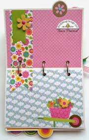photo albums scrapbooks 83 best doodlebug mini albums images on mini albums