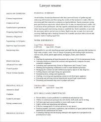 corporate attorney resume sample in house counsel corporate resume
