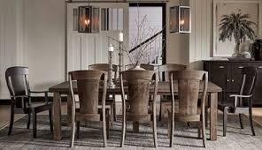 amish dining room table daniels amish furniture bob mills furniture