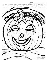 Fall Halloween Coloring Pages by Awesome Fall Coloring Pages For Kids With Educational Coloring