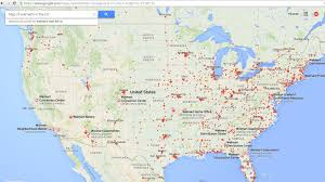 Michigan Google Maps by Maps Underground Tunnels Unexplained Booms And Mysterious