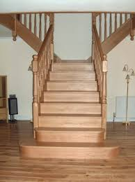 Oak Banister Rails Solution Stair Parts Axxys Stairs Oak Stairparts Stair Kits