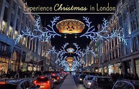spreading christmas cheer london edition lady relocated