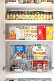 kitchen pantry storage cabinet ideas 9 tips for kitchen organization happy happy nester
