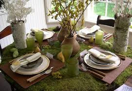 an earth friendly thanksgiving table inspired everyday living