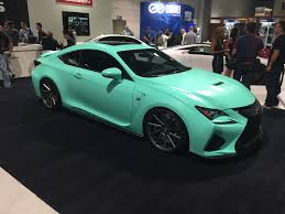 lexus rcf vossen sema blue greddy rc f page 2 clublexus lexus forum discussion
