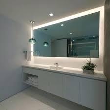 bathroom mirror with lights behind bathroom mirrors with led lights good led mirror lights bathroom