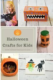kids halloween crafts housewife eclectic