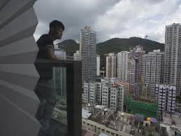 hong kong u0027s mini apartments boom as property prices soar