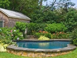Backyard Swimming Ponds - 67 cool backyard pond design ideas digsdigs
