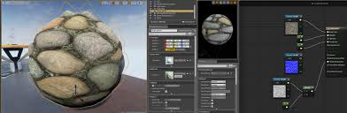 Map To Work How To Create And Use Displacement Maps Ue4 Answerhub