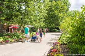 Botanical Garden Fort Wayne Weekend In Fort Wayne Indiana Midwest Wanderer