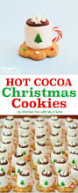 cocoa marshmallow cookie cups 18 sweetest christmas recipes
