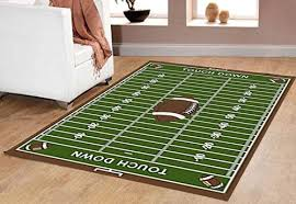 Football Field Rug For Kids Best Kaleen Rugs Online Store Furnishmyplace Area Rugs On