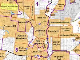 Neighborhood Map Antonio Neighborhood Map Downtown U0026 Midtown