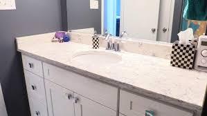 bathroom countertop ideas impressive quartz bathroom countertops colors astounding kitchen