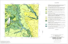 Tx County Map General Soil Map Wise County Texas The Portal To Texas History