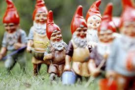 thieves targeting garden gnomes as 1 in 10 reveal ornaments