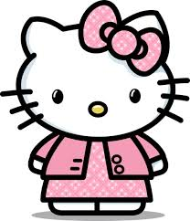 party clipart hello kitty pencil and in color party clipart