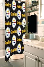 Nfl Shower Curtains Nfl Shower Curtains Endearing Nfl Shower Curtains Decor With 764