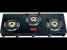 Prestige Cooktop 4 Burner Unboxing Of Prestige Gtm03l 3 Burner Glass Top Gas Stove Youtube