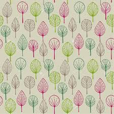 texture design decorative colorful forest pattern endless ornamental linear