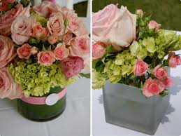 baby shower flower centerpieces summer floral centerpieces with