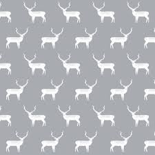 reindeer reindeer grey deer