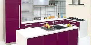 kitchen interior designers purple modular kitchen thelodge club