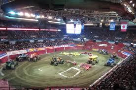 monster truck jam verizon center evan and lauren u0027s cool blog 12 5 13 win tickets to monster jam