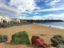 plage de la chambre d amour plage de la chambre d amour plages du pays basque à anglet