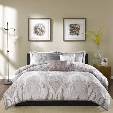 Madison Park Duvet Sets Madison Park Morena Cotton Duvet Cover 6 Piece Set Bedroom Ideas